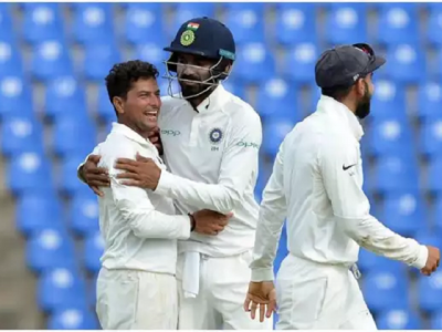 ہندستان بمقابلہ ویسٹ انڈیز : ہندوستان کی ٹیسٹ تاریخ میں سب سے بڑی جیت