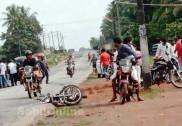 بھٹکل کے قریب مرڈیشور میں بائک اور کار کی ٹکر؛ بائک سوار ہلاک، دوسرا شدید زخمی