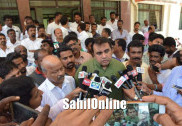 Bharat Bandh cripples normal life in Dakshina Kannada and Udupi