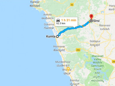 Kumta-Sirsi road likely to get closed for 18 months