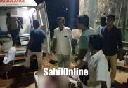 بھٹکل میں ہوئے دو مختلف سڑک حادثوں میں پانچ شدید زخمی؛ ایک زخمی کے علاج کےلئے مالی تعائون کی اپیل