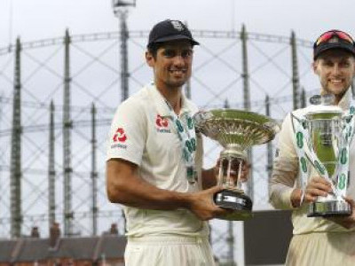 Couldn't have scripted a better farewell: Emotional Alastair Cook bids goodbye