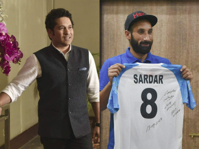 Sachin Tendulkar inspired me to stage comeback: Sardar Singh