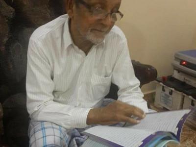 تحریک ادب اسلامی کے عظیم المرتبت شاعر جناب ڈاکٹر محمد حسین فطرتؔ کا انتقال پرملالتحریر: ڈاکٹر محمد حنیف شبابؔ