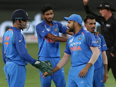 Asia Cup: India survive scare, beat Hong Kong by 26 runs