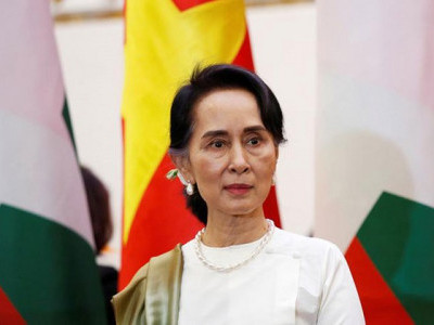 میانمار کی رہنما آنگ سان سوچی کے خلاف 'فیس بُک پوسٹ ' کرنا پڑ گیا  کالم نگار کو مہنگا؛ سات سال کی سزا؛ اظہار رائے کی آزادی پر اُٹھ گئے سوال