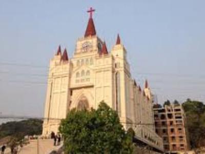 چین: عیسائی گرجا گھر کے خلاف سخت کارروائی