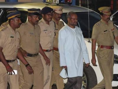 کیرل نن ریپ کیس: لگاتار تیسرے دن پوچھ تاچھ کے بعد بشپ گرفتار
