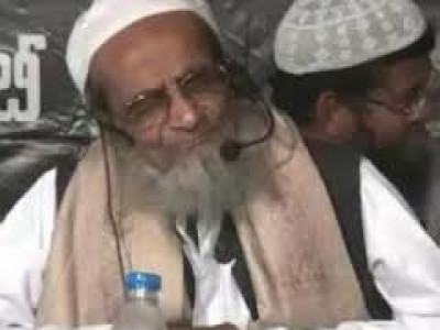 جنوبی ہند کے مشہور ومعروف عالم دین حضرت مولانا زکریا والا جاہی کا انتقال
