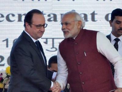 رافیل معاملے میں فرانس کے سابق صدر نے کیا مودی کے جھوٹ کا پردہ فاش ''حکومت ہند نے دیا تھا ریلائنس کا نام''
