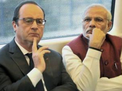 Not involved in choosing Indian partners in Rafale deal, clarifies France