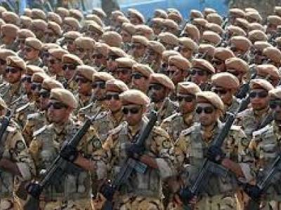 ایران میں فوجی پریڈ پر حملہ، آٹھ فوجی اہلکار ہلاک مبینہ 'تکفیری گروہ ' کے ملوث ہونے  کا شبہ