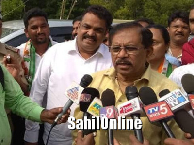 'BJP cannot destabilise govt' says DyCM Parameshwar in Karwar