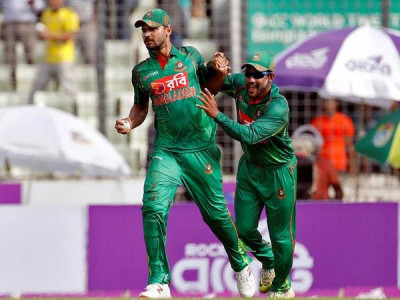 Mortaza not consulted before batting additions for Asia Cup
