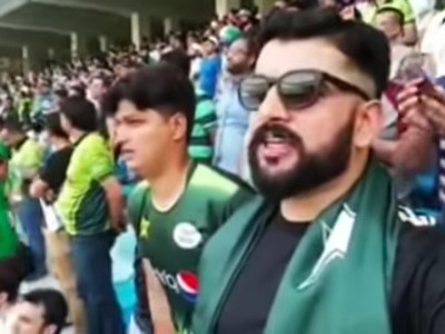 Pakistani man sings Indian national anthem at Asia Cup 2018; here's the story