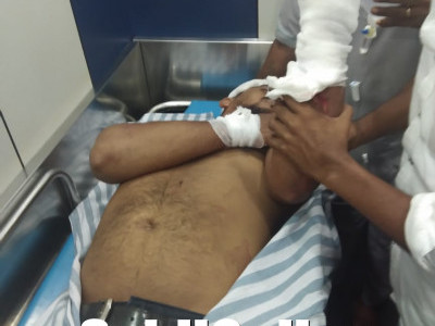موڈبیدری:پرشانت پجاری قتل کیس کے ملزم پرحملہ۔ زخمی خطرے سے باہر