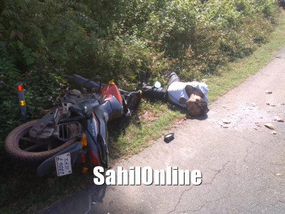 Rider killed in Karwar road mishap; 'Hit-and-run' suspected