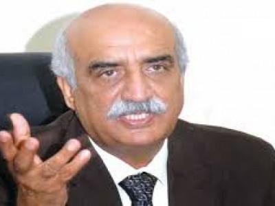 عمران خان صرف غریبوں پر ٹیکس لگانے کے لیے اقتدارمیں آئے ہیں: خورشید شاہ