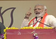 Congress won't debate, busy indulging in mud-slinging: PM Modi in Bhopal