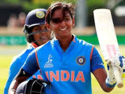 ہرمن پریت کی کپتانی اننگز ؛ ہندوستانی خاتون ٹیم نے دی سری لنکا کو شکست ؛ پانچ میچوں کی سریز میں شاندار کامیابی