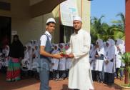 شیرور: اساتذہ کی اہمیت مسلم ،نبی ﷺ معلم انسانیت :توحید پبلک اسکول میں یوم اساتذہ کا خوب صورت پروگرام