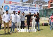 ہبلی میں منعقدہ کرکٹ ٹورنامنٹ میں بھٹکل ٹیم کی زبردست کامیابی؛ ٹیم کی بھٹکل آمد پر شاندار استقبال