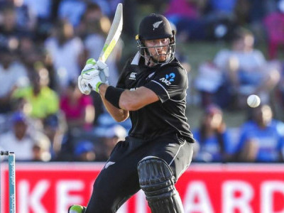 Martin Guptill's century helps New Zealand thrash Bangladesh in first ODI