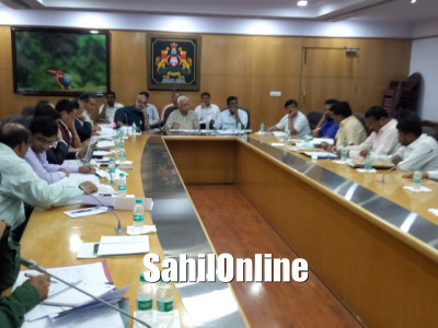 Ministers hold meeting to discuss forest dwellers' issue