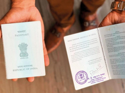 Expat's passport torn at Mangalore airport ahead of Dubai flight
