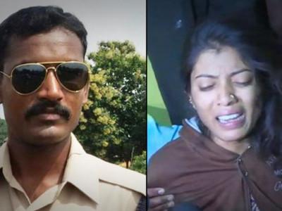 پلوامہ میں ہوئے دہشت گرد حملے میں ہلاک ہوئے منڈیا ضلع کے شہید فوجی کی بیوی صدمہ سے دوچار اب بات کرنا چاہوں تو کس سے کروں: کلاوتی