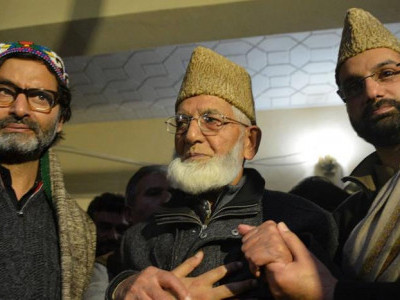 Security of 5 separatist leaders withdrawn by J&K administration