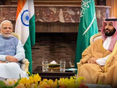 Crown Prince's Visit To India A