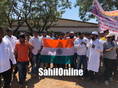 Kumta unites to pay tribute to fallen heroes in Pulwama attack