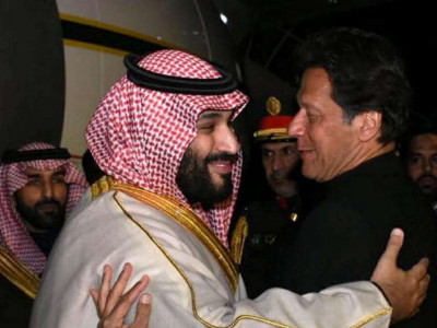 Saudi Crown Prince vows to calm tensions between neighbours after Pulwama
