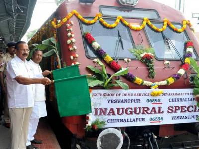 یشونت پور۔منگلورو نئی ٹرین : سفر کے دنوں میں تبدیلی سے مسافر ناخوش