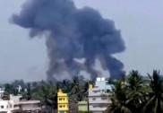 بنگلور میں ائیرو انڈیا شو شروع ہونے سے قبل پریکٹس سیشن میں دو ائرکرافٹ کی فضا میں ٹکر؛ ایک پائلٹ ہلاک، دو کو بچالیا گیا
