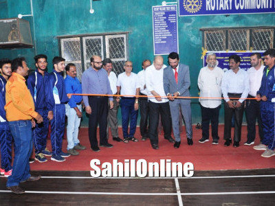 KUD Shuttle badminton tournament begins in Bhatkal