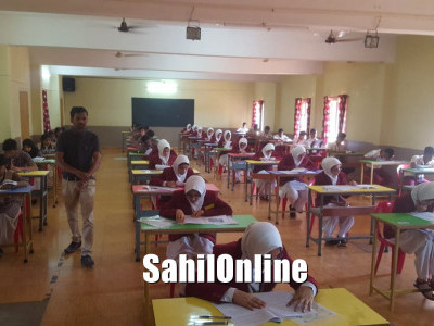 بھٹکل شمس اسکول میں پہلی مرتبہ آئی سی ایس ای نصاب کے دسویں جماعت کے امتحانات شروع
