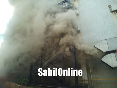 Fire erupts in City Centre mall in Mangaluru, no casualties