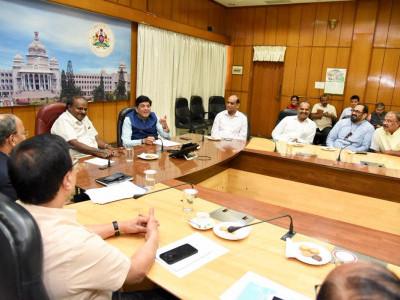 مرکزی ریلوے وزیر پیوش گوئل کی موجودگی میں کمار سوامی نے سب اربن ریلوے کو منظوری دی
