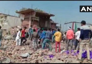 10 killed 6 injured in explosion at shop in Bhadohi, UP
