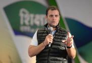 ہماری حکومت بنی تو نیم فوجی دستوں کے جوانوں کو ملے گا شہید کا درجہ: راہل گاندھی
