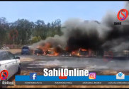 Fire at Aero India 2019 show in Bengaluru, many vehicles gutted