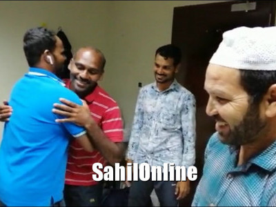 Families rejoice as 18 Uttara Kannada fishermen released by Iran reach Dubai safely