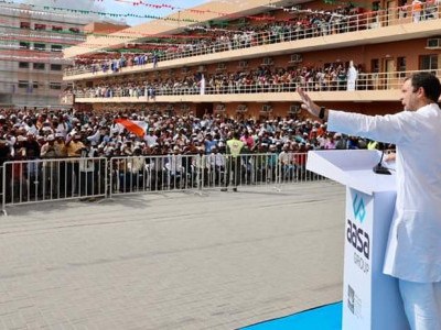 Rahul Gandhi takes jibe at PM Modi, says doesn't want to tell his 'Mann Ki Baat' in Dubai