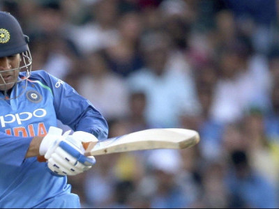India vs Australia: MS Dhoni becomes fifth cricketer to score 10000 ODI runs for India