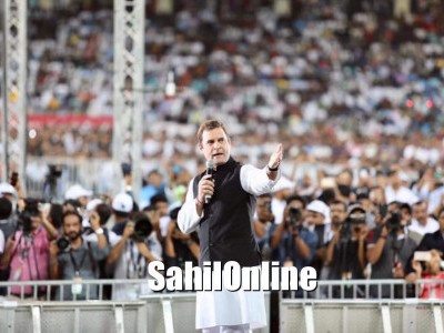 Intolerance reigns supreme, says Rahul Gandhi in Dubai