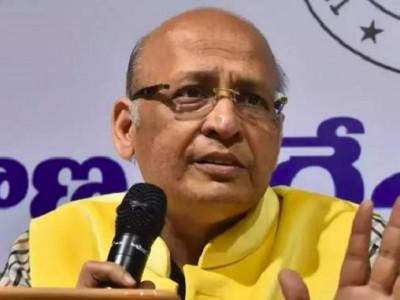 بی جے پی کوابھیشک منوسنگھوی نے کہا ، کرناٹک میں کھلواڑہوتاتوقانونی منصوبہ تیارتھا