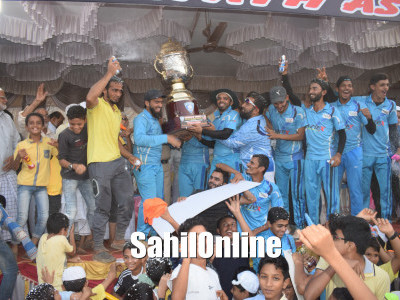 ANFA Bhatkal clinch Nawayath title, beat Labbaik Nawayath by 29 runs in final