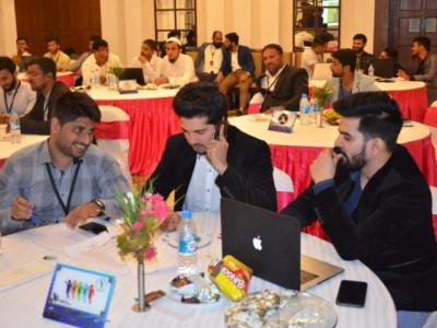 AUZنوائط کرکٹ لیگ 2019کے لئے بنگلورو میں منعقد ہوئی کھلاڑیوں کی نیلامی